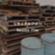 電線や銅板などの銅スクラップを高価買取し、田子金属守谷営業所で選別・プレス・検査し出荷するリサイクルフローです。
