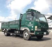銅建値が高くお客さんにメリットある買取価格を提示し、守谷から東京・千葉・埼玉・茨城・栃木に引取するためのトラック。