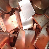 上故銅 新切 コロ 工場発生 上銅 製品作成時の端材などで異物や半田メッキがない銅。クロム銅には注意。