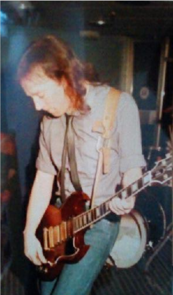 Roy Bell Guitar