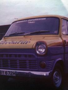 The Predatur Van