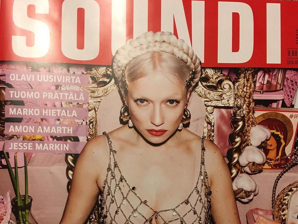 Soundi Cover