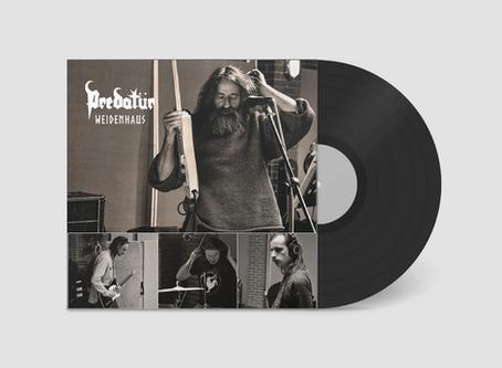 Weidenhaus - the new album by Predatür