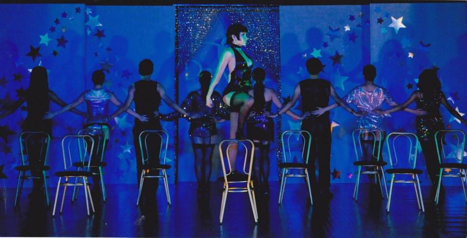 Presentación Escuela Danzando de Henry Suárez