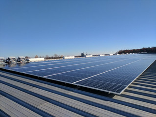 Warwick Fulfillment is Reducing Their Environmental Footprint and Electric Bill with Solar Power