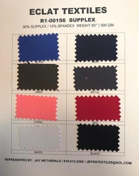 R1 00156     SUPPLEX