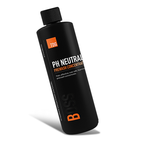 PH Neutral Prewash Concentrate 500ml