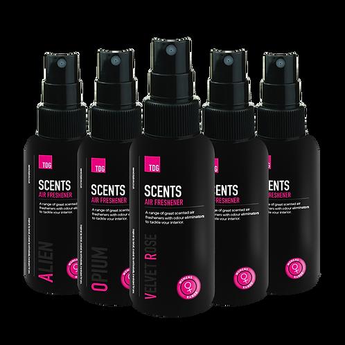 Scents - Womens 60ml Sample Spray