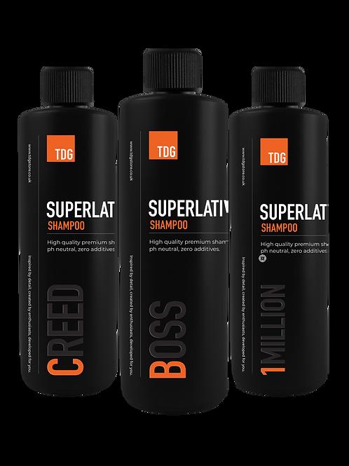 Superlative Shampoo Bundle
