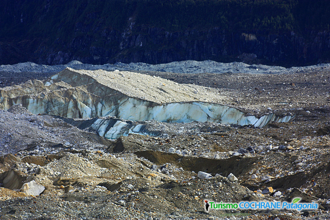 Glaciar Exploradores.