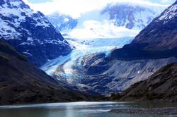 Glaciar Calluqueo.