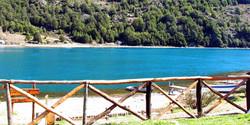 Puerto Bertrand.