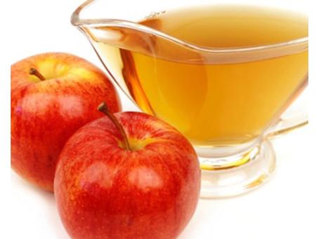 Creative Hands Nail Advice: Apple Cider Vinegar Nail Soak