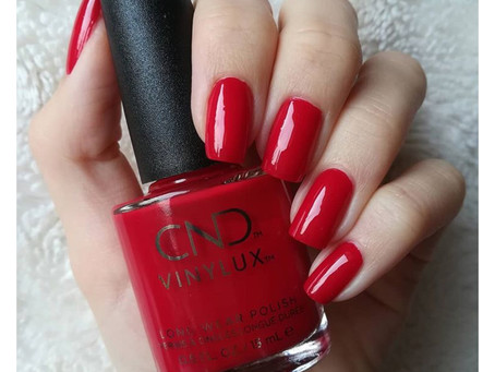 The Perfect Shade of RED