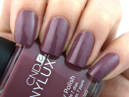 CND VINYLUX: Married to Mauve