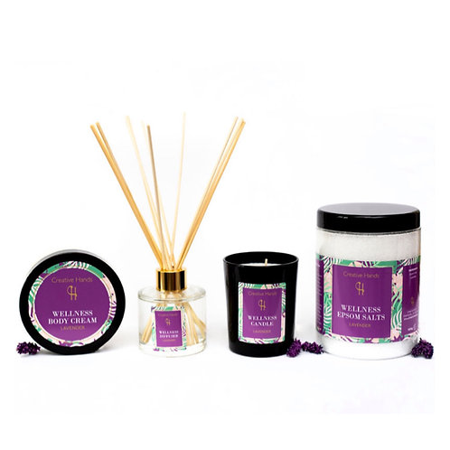 Lavender Wellness collection