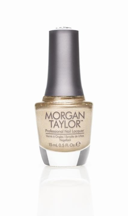 Morgan Taylor GLITTER & GOLD