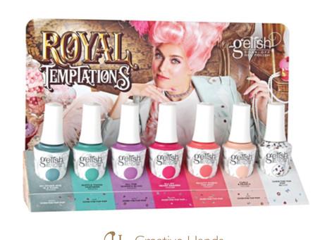 NEW GELISH: Royal Temptation Collection