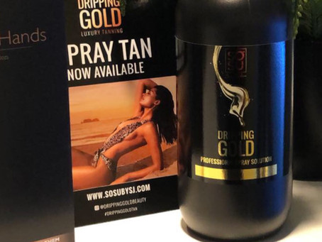 Dripping Gold Spray Tan: Frequently Asked Questions