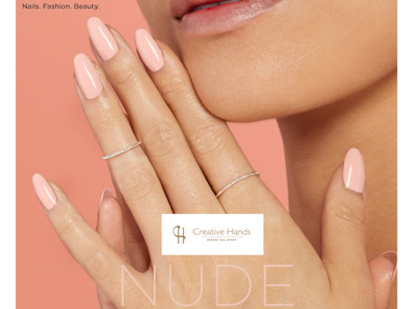 CND VINYLUX:NUDE THECOLLECTION. NEW Shades2018!