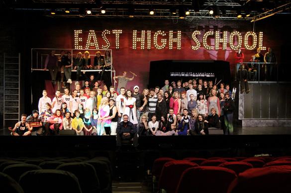 East high school musical