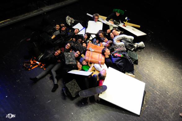 Puppet theatre studio