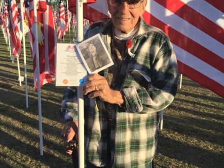 WWII Veteran & Resident Turns 96; Let's Celebrate!
