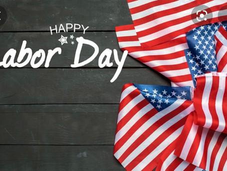 Labor Day Shindig This Sunday! We Still Need Volunteers.
