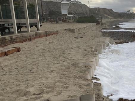 More Sand; Less Erosion!