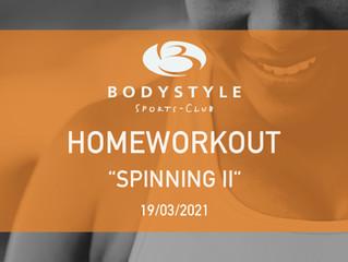 Homeworkvideo Spinning II online!