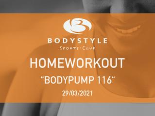 Bodypump 116