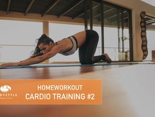 Cardio Training #2 mit Iris und Kathrin!!