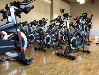 ERWEITERUNG DES INDOOR-CYCLING-ANGEBOTS