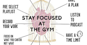 Hack: Staying Focused at the Gym