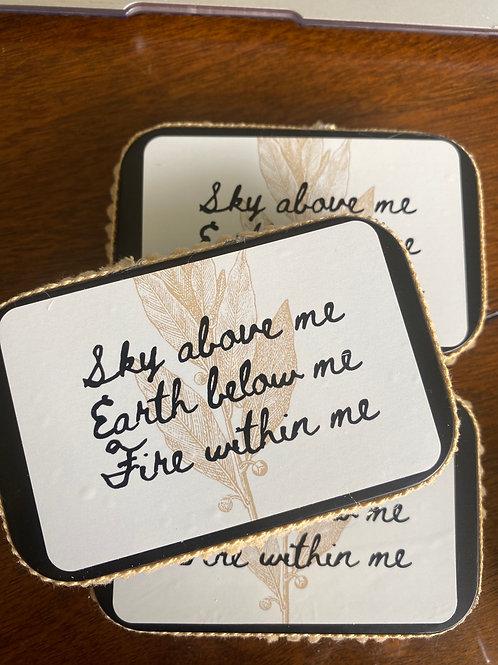 Fire Within Gratitude Box