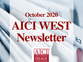 October 2020 Chapter News