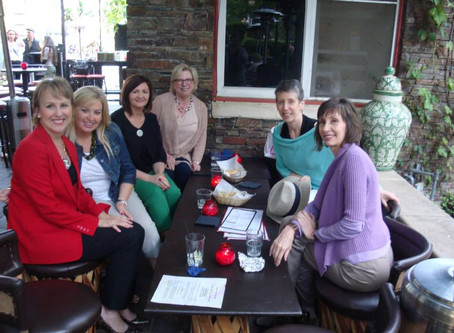Members Meet, Share Ideas and Just Have Fun