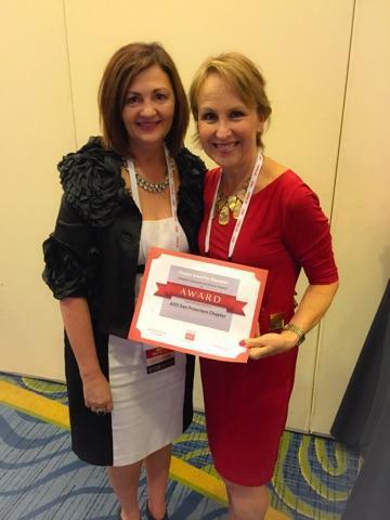 Elena Danean Chapter award