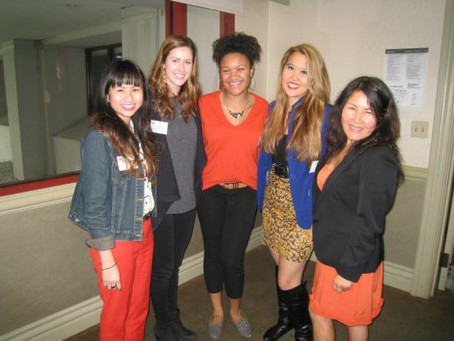 Fashion Interns Loved Education Conference
