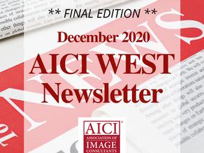 December 2020 Chapter News
