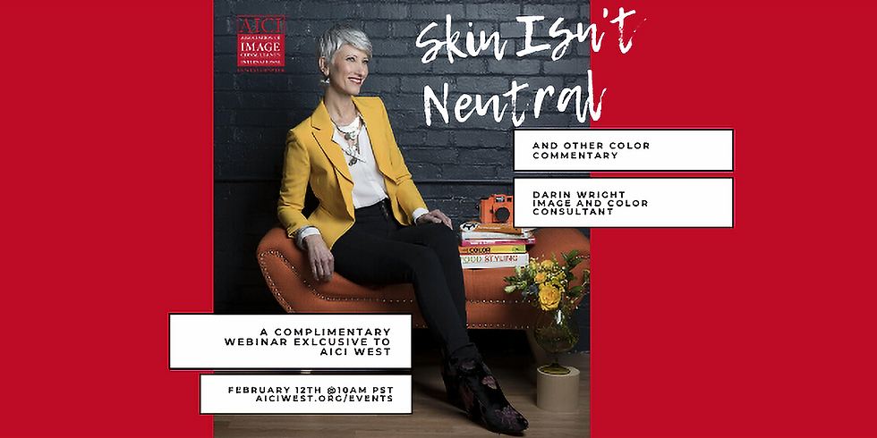 Skin Isn't Neutral and Other Color Commentary