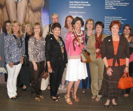 AICI SFBA Visits Jean Paul Gaultier at the De Young