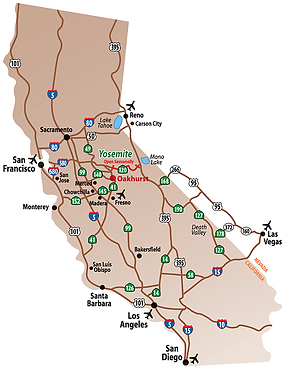 Areas we can Service in San Diego and Southern California
