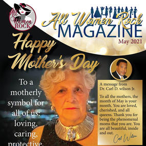 AWR - Magazine Cover - Mother's Day Edition 2021