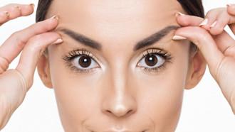 Eye-Opening Binocular Pose | Face Yoga