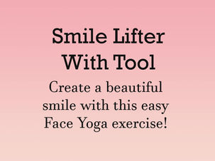 Smile Lifter With Tool   Face Yoga