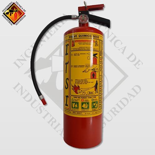 Extintor de PQS 6 Kg