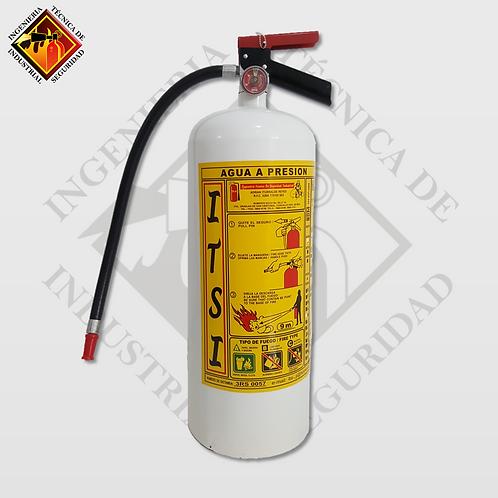 Extintor de H2O 9 L