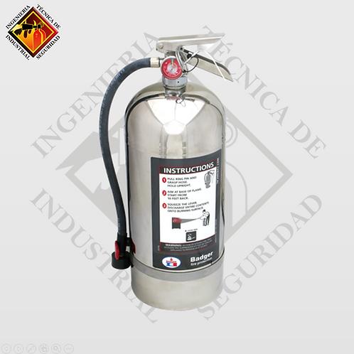 Extintor Badger 6 L