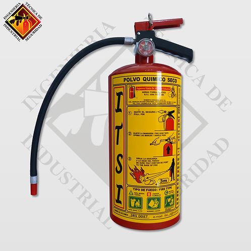 Extintor de PQS 4.5 Kg
